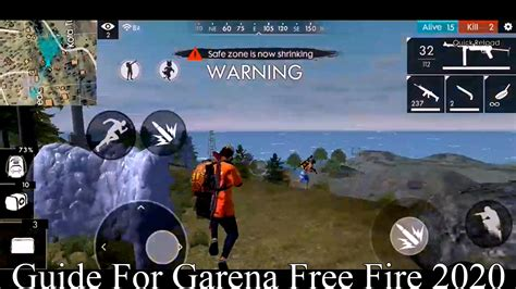 guide  garena  fire  android apk