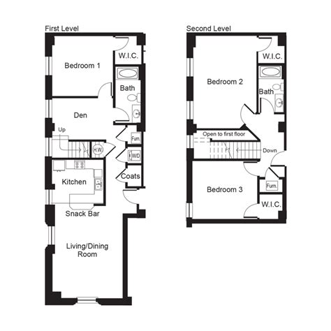 functional floor plans the carlton the grand wisconsin apartments