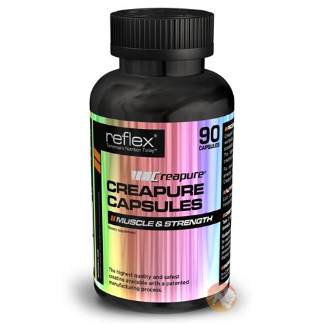 creatine safety reflex creapure creatine caps free p p predator nutrition