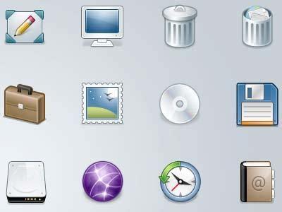 t駘馗harger icones bureau iconesgratuites fr pack d ic 244 nes pour webmaster ou bureau
