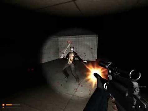 mod game killer jeff the killer mod for half life beta youtube