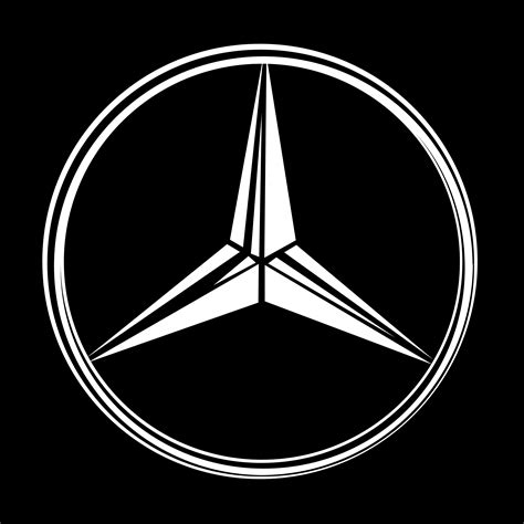 mercedes logo vector mercedes benz logos download