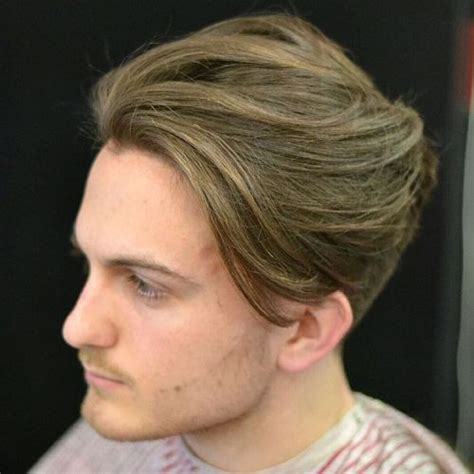 swept back hairstyles 40 must have medium hairstyles for men