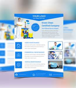 Free Cleaning Flyer Templates by 70 Best Free Flyer Psd Templates Designmaz