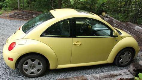 1999 volkswagen beetle yellow manual used car purchase used 1999 yellow new volkswagen beetle gls tdi turbo diesel 5 speed manual 2 door vw in