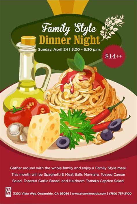 49 Best Dinner Events Dinner Series Images On Pinterest Dinner Coding And Computer Programming Dinner Poster Template