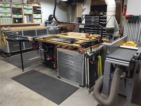 woodworking garage steve s garage shop the wood whisperer