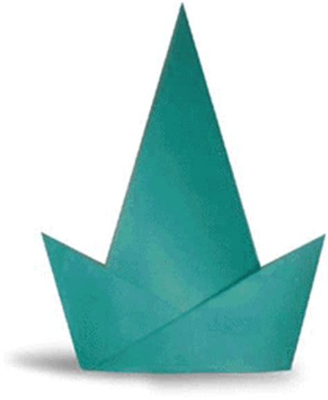 Origami Birthday Hat - origami hat