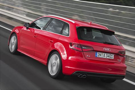Der Neue Audi A3 Sportback by Der Neue Audi A3 Sportback Im Fahrbericht Heise Autos