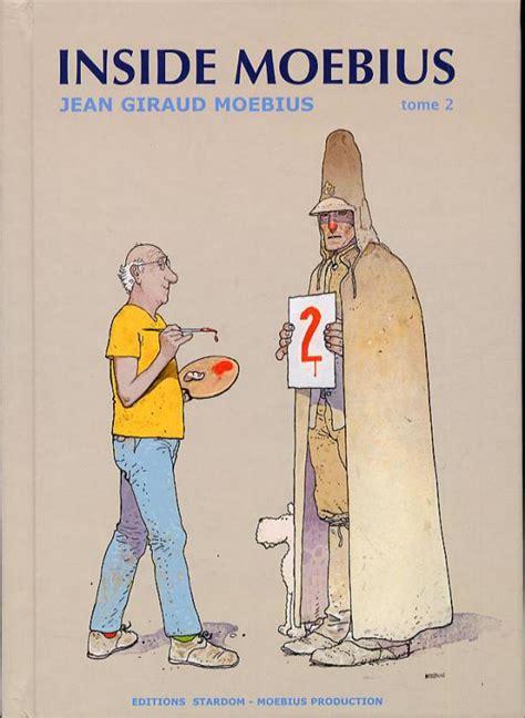 libro inside moebius 2 inside moebius moebius com 233 die bdnet com