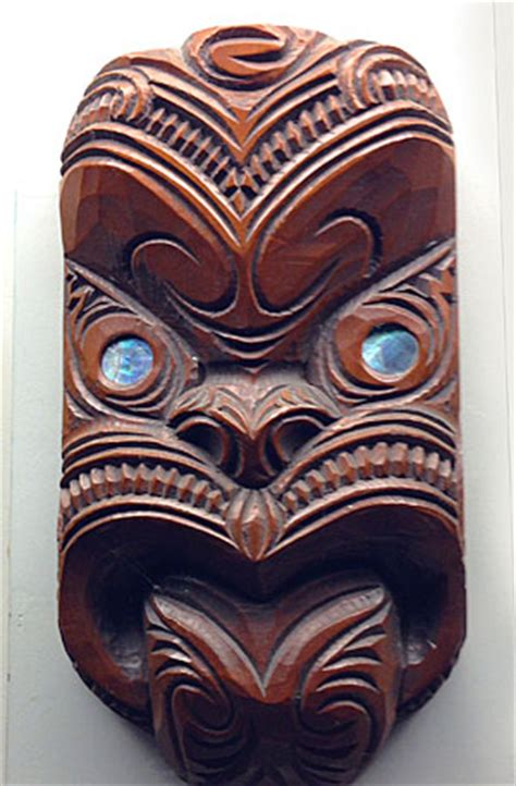 maori design on masks and tattoos masks of the world