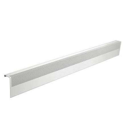 baseboarders basic series 5 ft galvanized steel easy slip