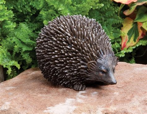 Patio Outdoor Lighting by Baby Hedgehog Ornament 163 4 99