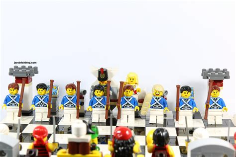 review lego 40158 chess set