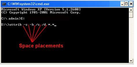 format flashdisk kena virus mengembalikan file yang terkena virus di flashdisk tanpa