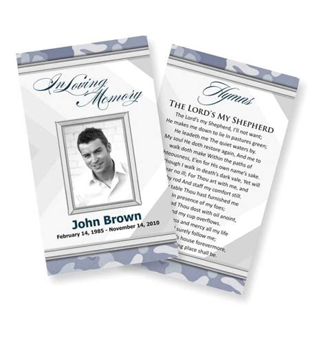 Template For Holy Cards by 1000 Ideas About Catholic Funeral On Praying