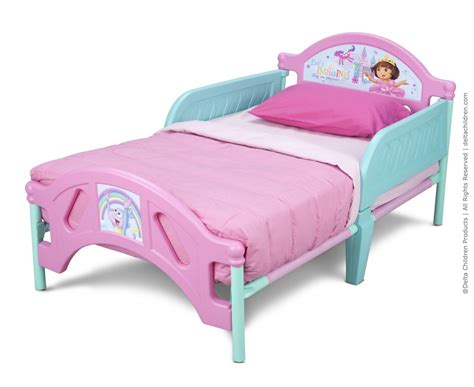 dora bed dora toddler bed bb87145do 999 beds price busters
