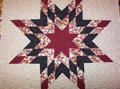 Blazing Quilt Pattern by King Size Quilts