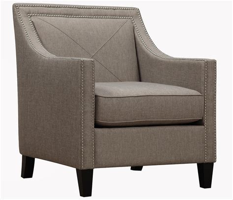 Asheville Upholstery by Tov Furniture Asheville Light Grey Linen Chair A46 At
