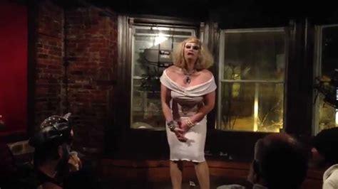 Detox Drag Joan Cusack by Bev Does Debbie Family Values