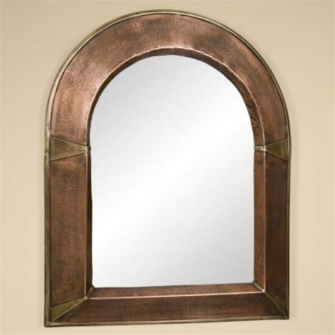 Pin By Tammara Darnell On New Nc Lighting Mirrors Fans Copper Bathroom Mirrors