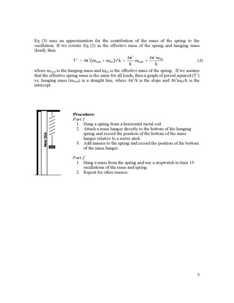 physics lab report template sle physics lab report free