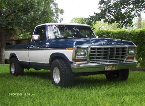 Imagenes Ford Pickup 1979 | ford f150 xlt ranger pickup 1979 im 225 genes del auto