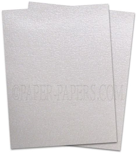 Card Papers - cosmo pearlized textured card stock paper 8 5x11