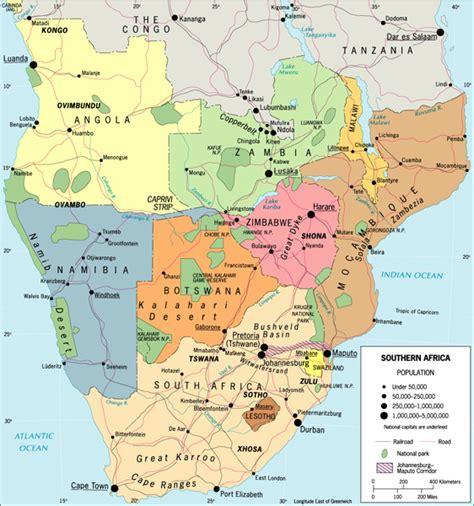 southern africa map southern africa map thinglink