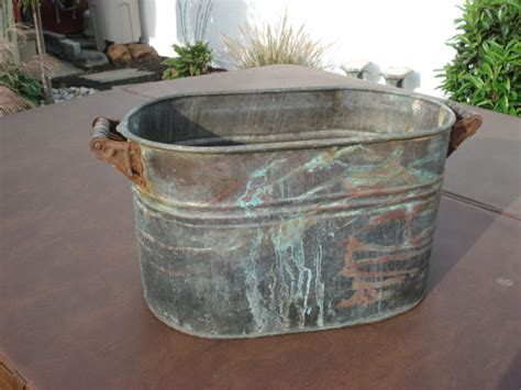 copper wash tub collectors weekly