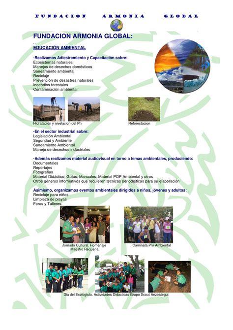 didactica para maestro by mauricio sanchez issuu fundacion armonia global perfil de actividades by elsy