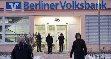 banks in berlin berlin bank looted via 150 foot tunnel
