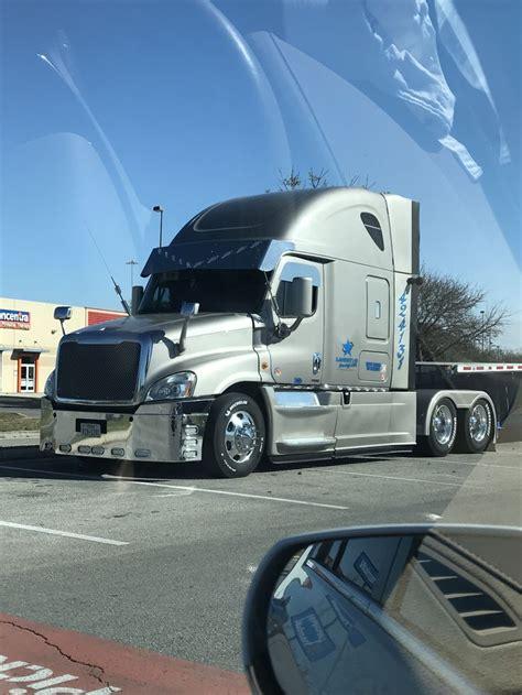 custom freightliner cascadia big rigs freightliner trucks big rig trucks kenworth trucks