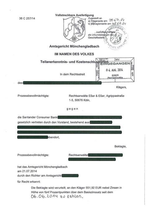 Finanztip Musterbrief Bearbeitungsgeb Hr Kredit bearbeitungsgeb 252 hr bei kreditvertr 228 rechtsanwalt