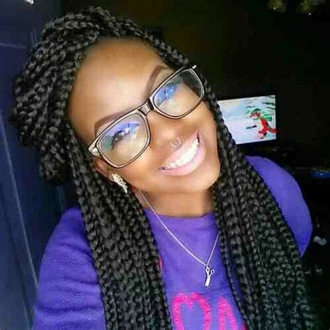 jumbo braids i like the size of these haircation 1000 ideas about medium box braids on pinterest box