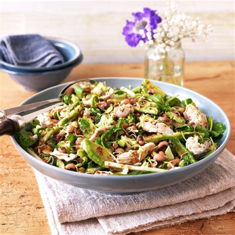 Detox Chicken Salad Recipe detox chicken salad housekeeping