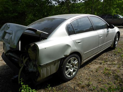 Sparepart Nissan 2005 nissan altima 2 5s quality used oem replacement parts