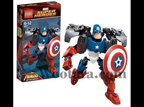 Mainan Anak Block Heroes jual block mainan anak heroes captain america