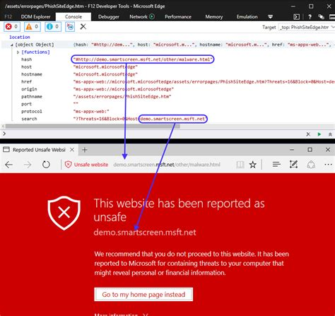 Address Bar Search Not Working Spoofing The Address Bar With The Malware Warning