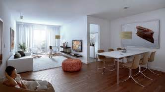 Living Room Dining Room Combo Decorating A Small Living Room Dining Room Combination Decosee