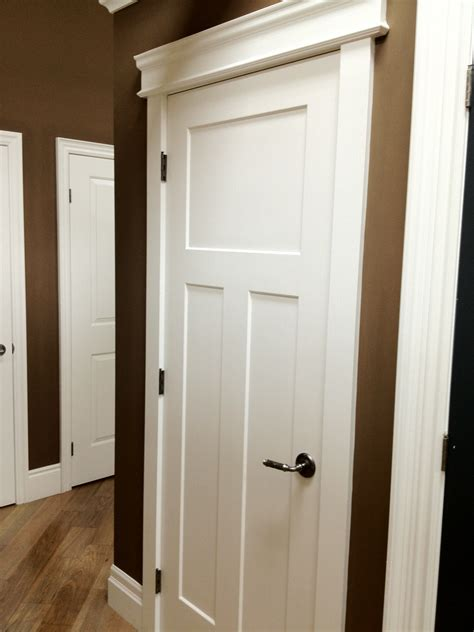 door trim styles craftsman door and molding trim interior barn doors