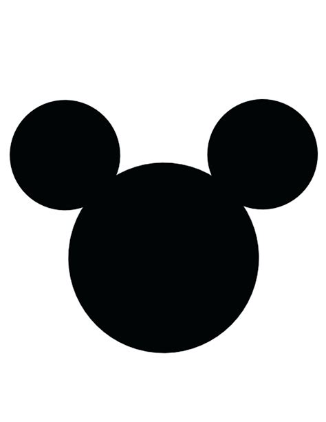 Mickey Mouse Cake Template by Mickey Mouse Template For Cake Image Collections