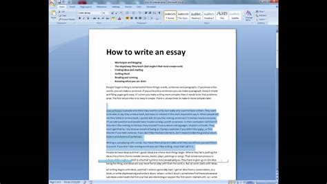 Thousand Word Essay by How To Write 1000 Words Time Lapsed