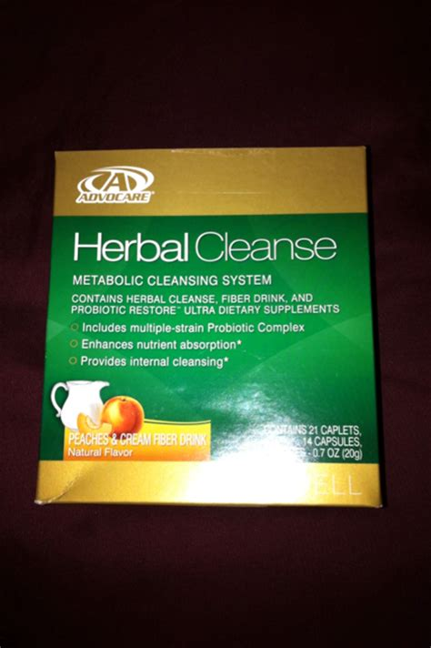 Bodybuilder Thc Detox by Weight Loss Advocare Herbal Cleanse