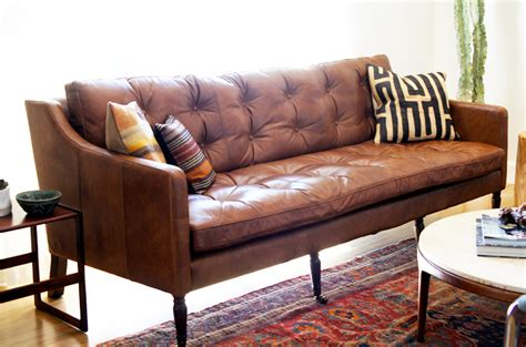 diy tufted couch best 25 tufted leather sofa ideas on pinterest leather