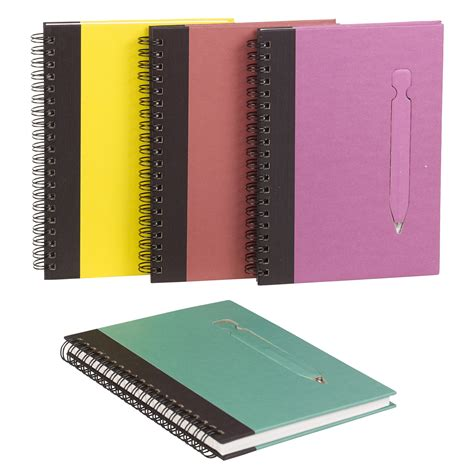 Mood Color Spiral Ruled Notepad a5 bloc note cahier spirale reliure cartonn 233 e dirig 233 e