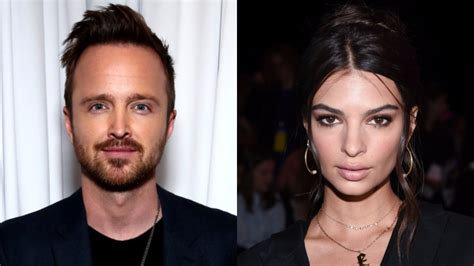 And Paul To Co In Thriller by Welcome Home Aaron Paul And Emily Ratajkowski To In