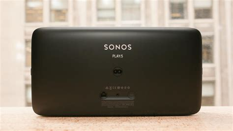 Sonos Play 5 Wohnzimmer by Sonos Play 5 2015 Review Cnet