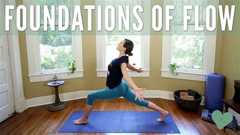 Foundations of Flow Yoga With Adriene