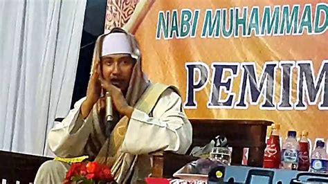 biografi habib bahar smith habib bahar bin ali bin smith youtube